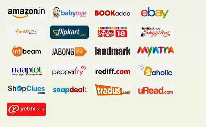 Kanjoose a chrome plugin for price comparison in online for Name of online shopping websites
