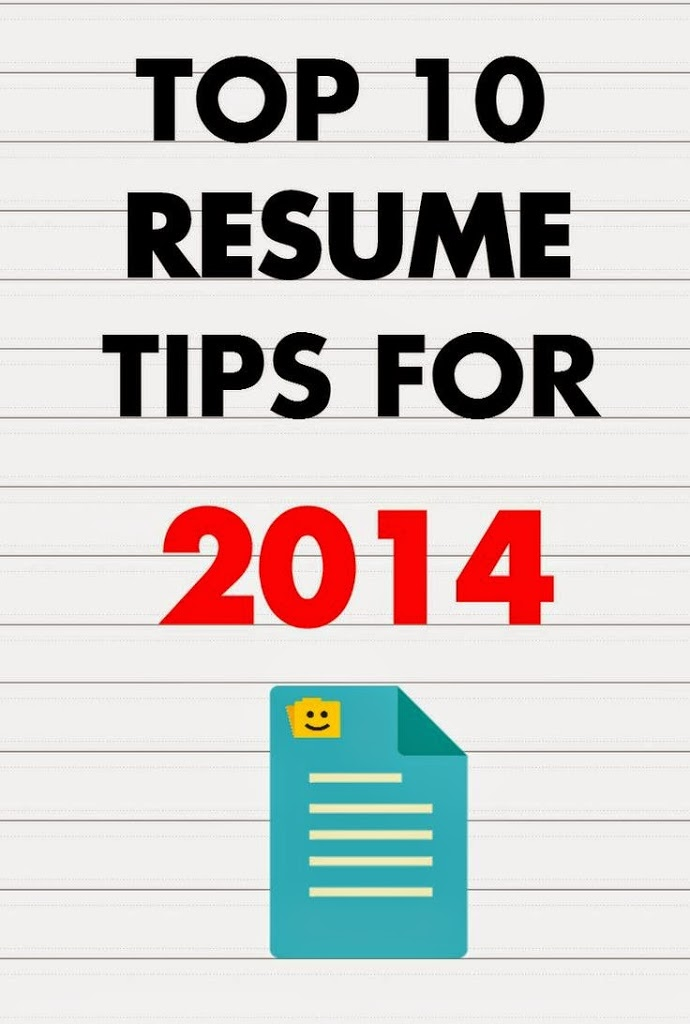 the 10 rules of resume writing tips. 10 tips for creating a resume ...