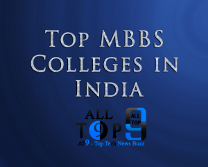 top mbbst colleges in india
