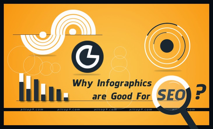 infographics are good for seo