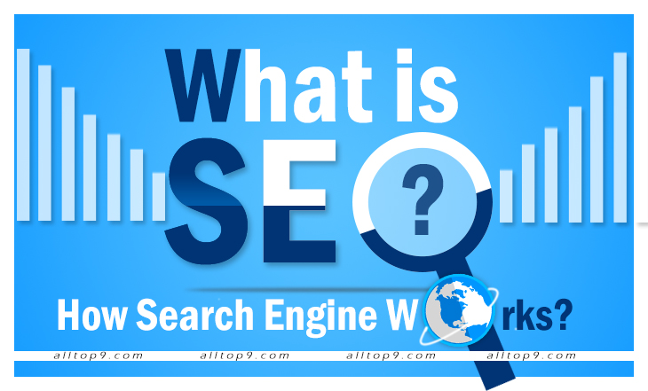 working of seo