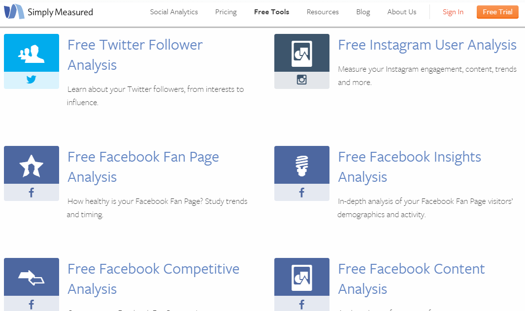 Top 9+3 Free Facebook Tools for Businesses Growth Updated List
