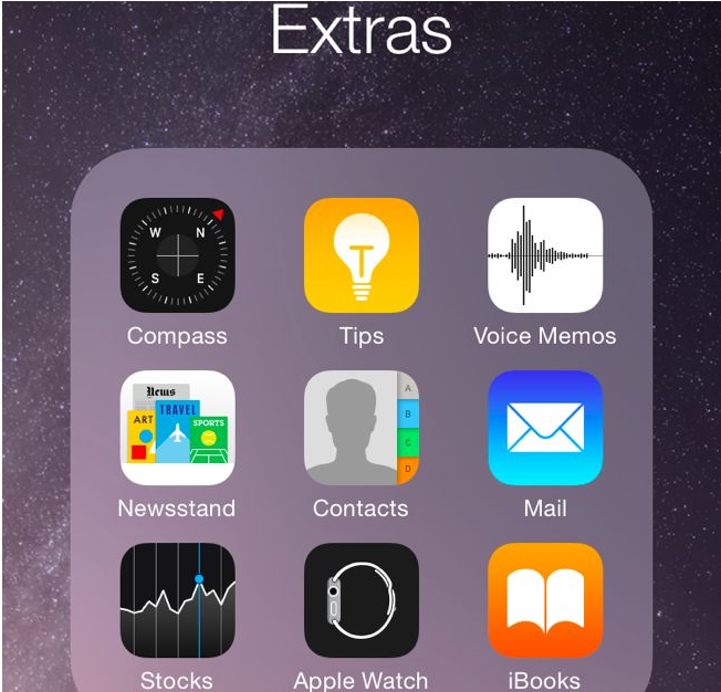 hidden folder iphone how to hide default apps on apple iphone or 10775