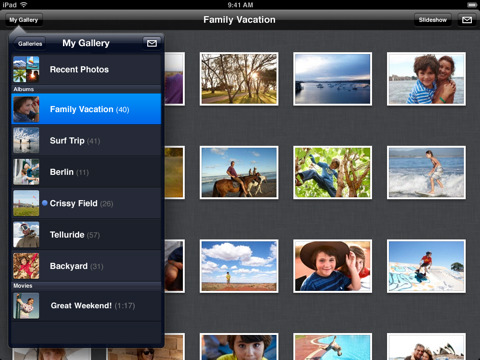 Transfer Photos and Videos from Android to iPhone
