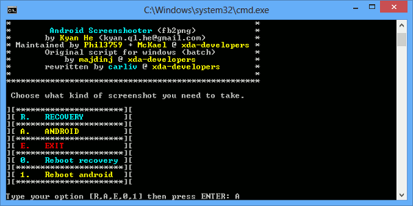 carlivescreenshot-script-to-capture-the-screen-from-android-windows-linux