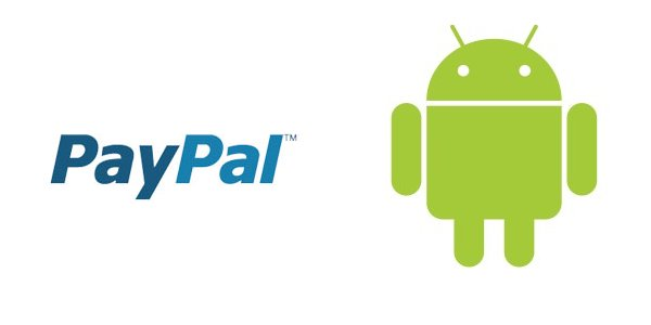 buy Android applications with PayPal