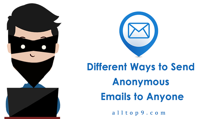 different-ways-to-send-anonymous-emails-onine