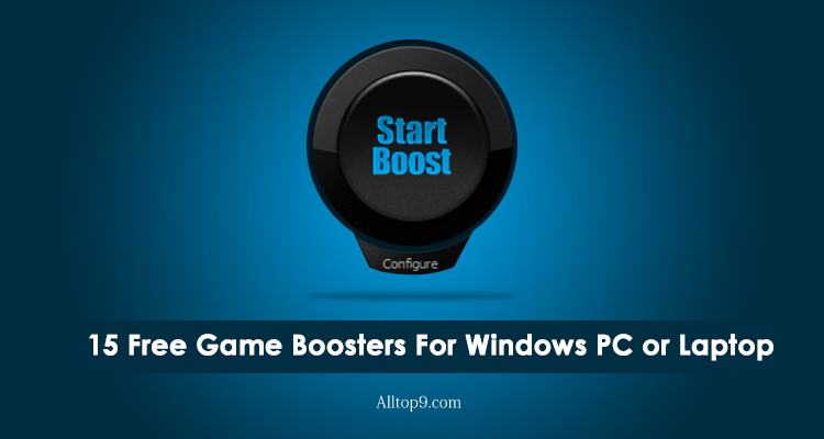 Game booster download windows xp.