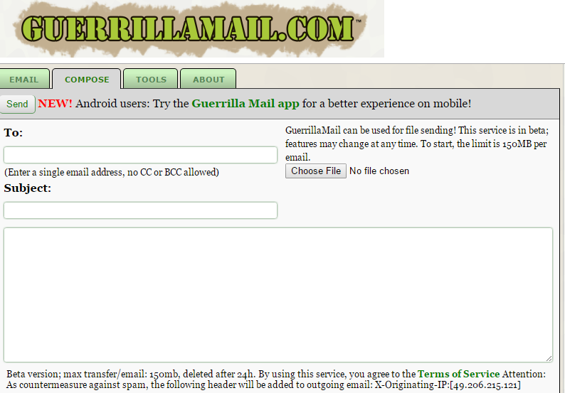 guerrillamail-anonymous-email-service-provider