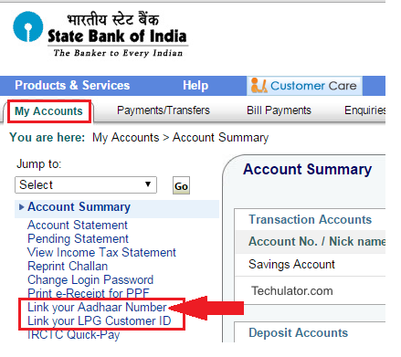 how to get andhra bank customer id online