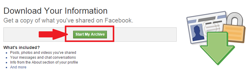 download-your-info-click-on-start-my-archieve