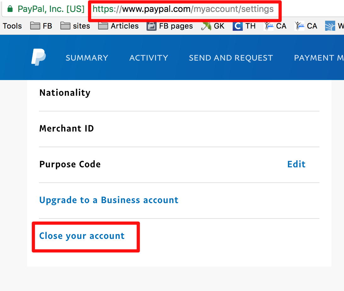 paypal-close-delete-account