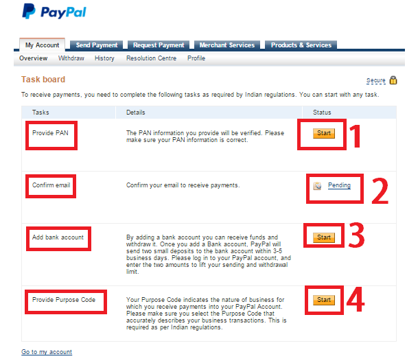 complte-tasks-paypal-account