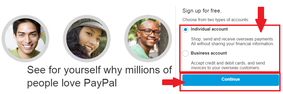 individual-business-paypal-account