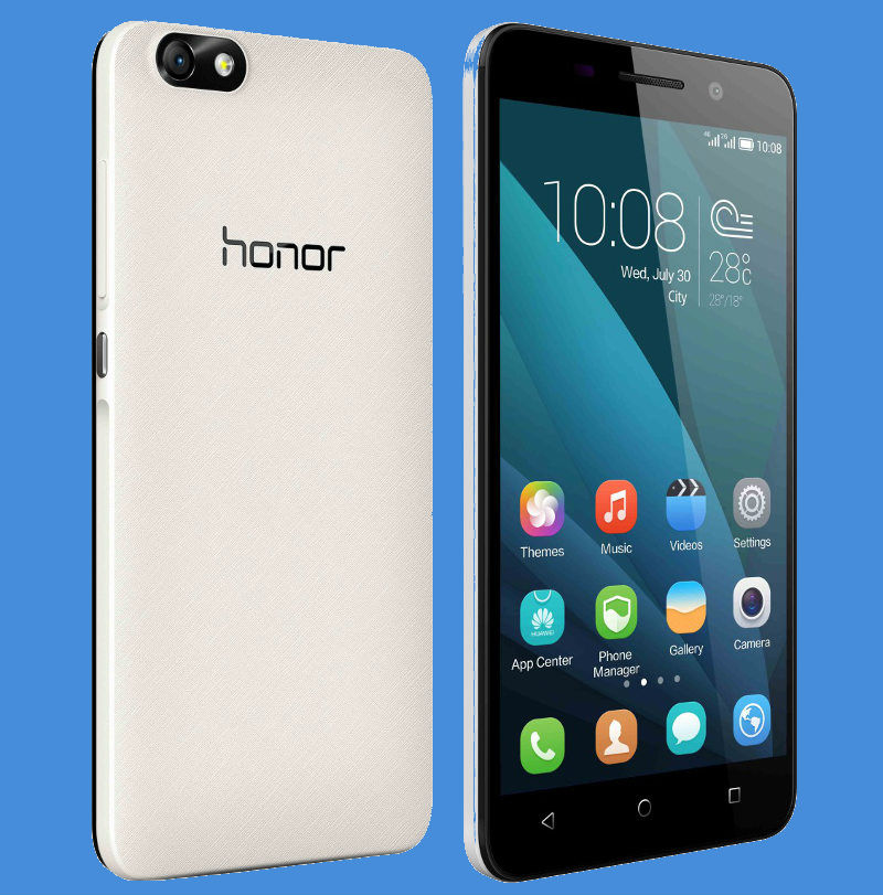 Honor 4x - best budget smartphone