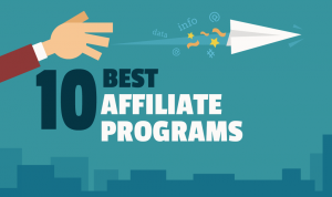 Top 10 Affiliate Programs for Small and Medium-sized Blogs