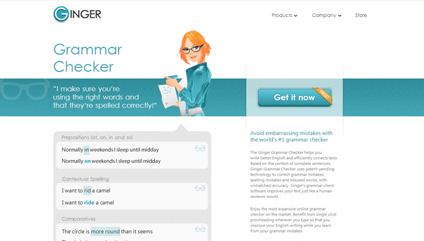 Ginger Grammar Checker - Best Online Grammar Checking tool