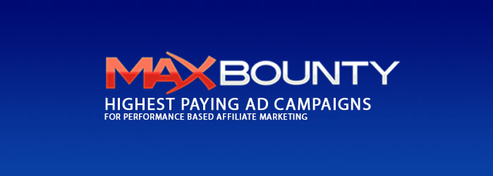 MaxBounty Affiliate Marketing Program