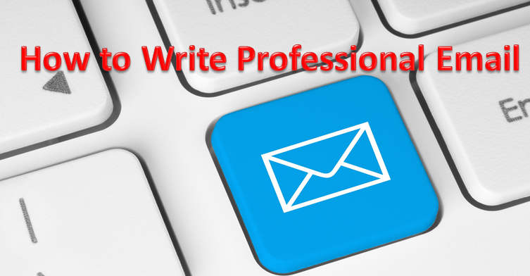 Tips and tricks to write professional email