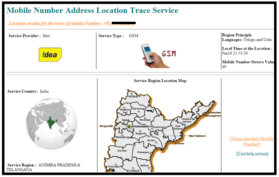 How to Trace Mobile Number Online with Exact Name, Location and Address