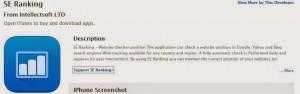 se ranking from intellectsoft ltd