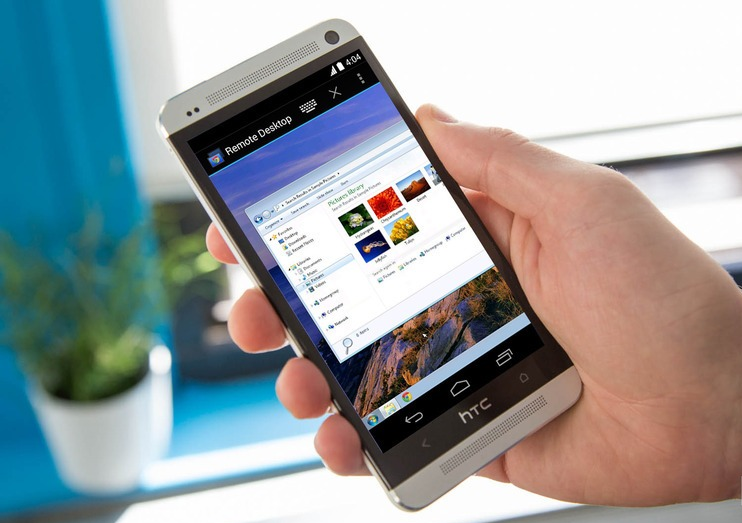Control PC with your Android Device