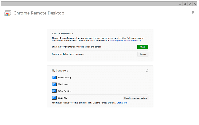 Install Google Chrome Extension on your PC