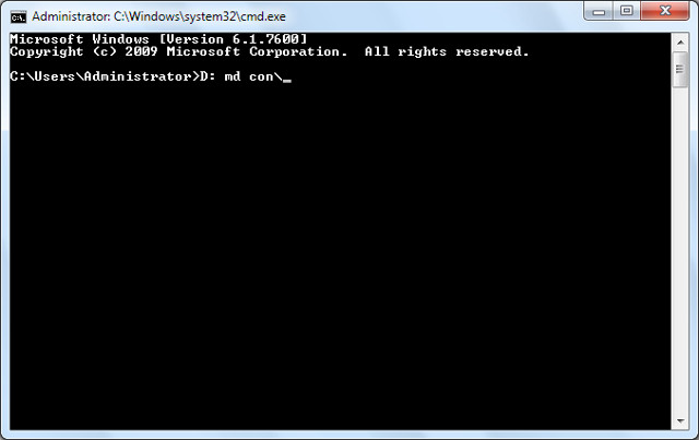 Command Prompt Tricks and Tip