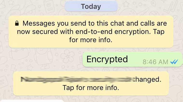 WhatsApp Rolled out Full Encryption for All Users