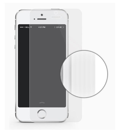 Woosh3D iPhone Screen Protector