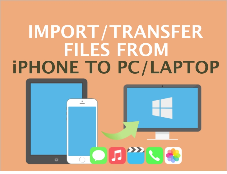 How to Import iPhone Photos to Windows 10