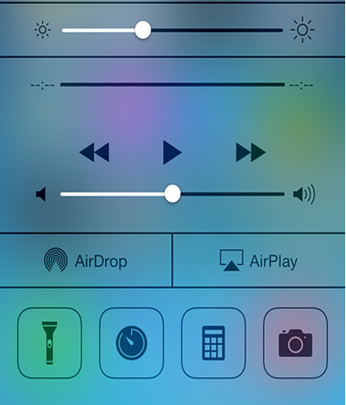 Connecting your iPad or iPhone to a television via AirPlay: