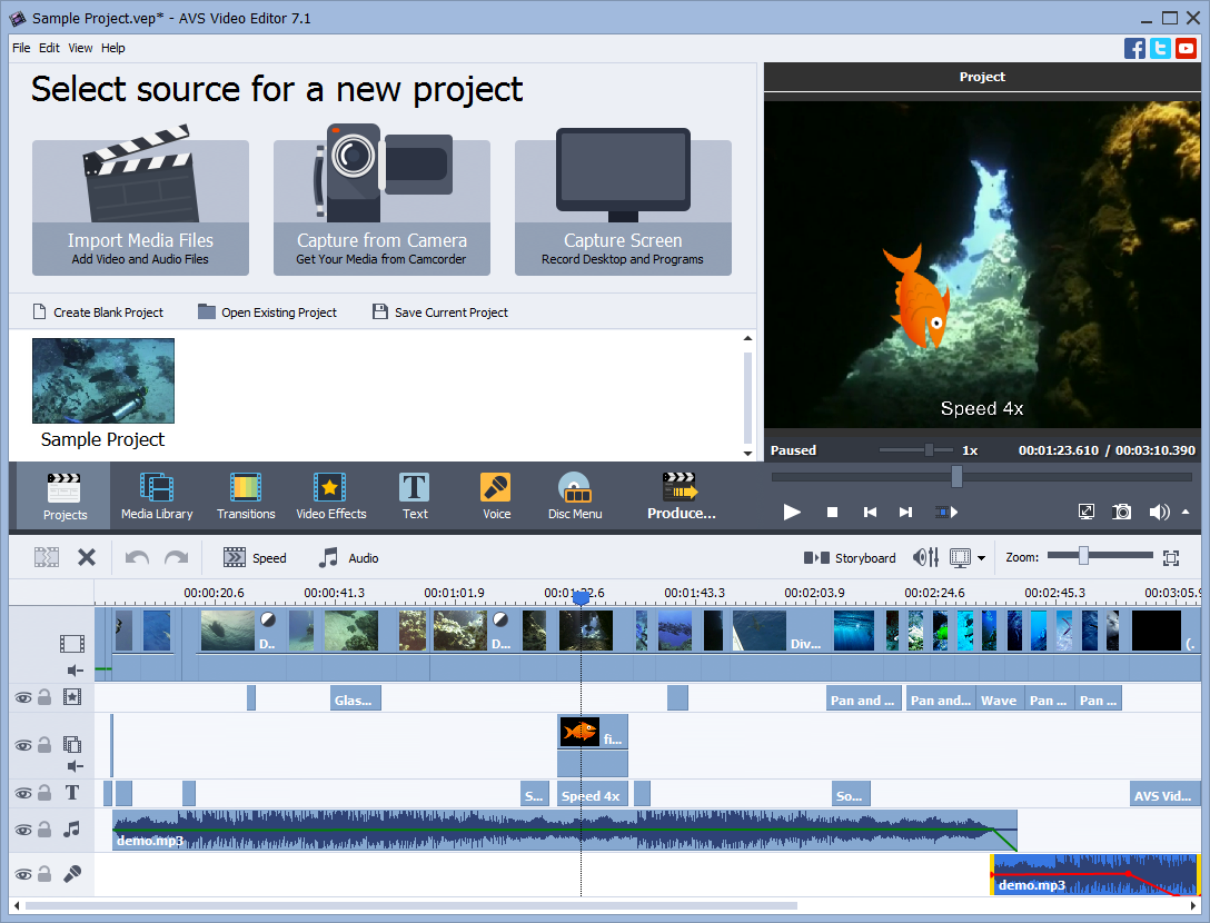 Video text editor free download for pc.