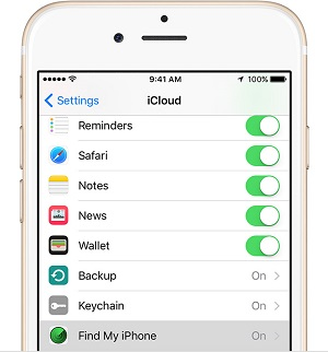 iphone6-ios9-settings-icloud-find-my-iphone-on