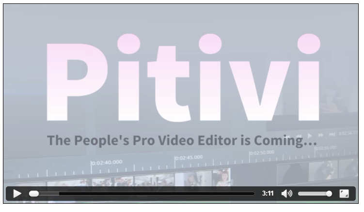 pitivi-linux-video-editing-software