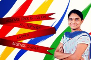 How I made 46 Adsense Approvals In A Month and named as Adsense Goddess | A Case Study By Lasya K