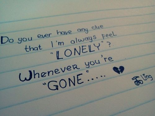 alone-whatsapp-display-pic