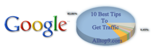 10 Revealed Secrets To Get More Traffic For Our Blogs or Website