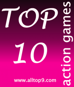 Top 10 most and best popular action PC games 2014