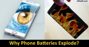 Here's The Reason Behind The Explosion Of Phone Batteries And Preventive Measures!