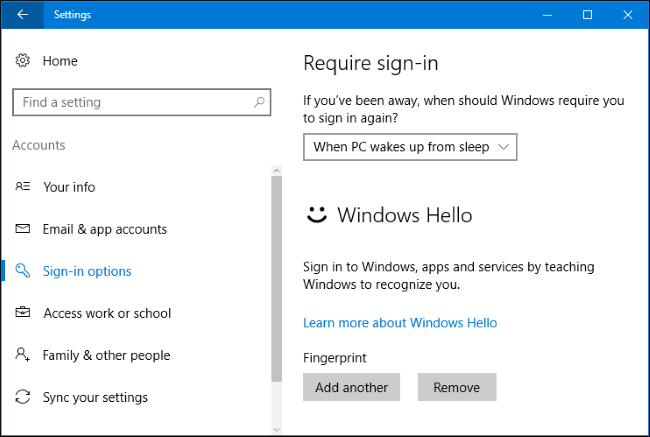 windows-hello-setup-laptop-desktop-fingerprint-facial-recognition-options
