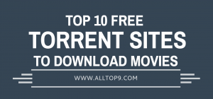 10 Best Free Torrent Sites for Movies download 2017