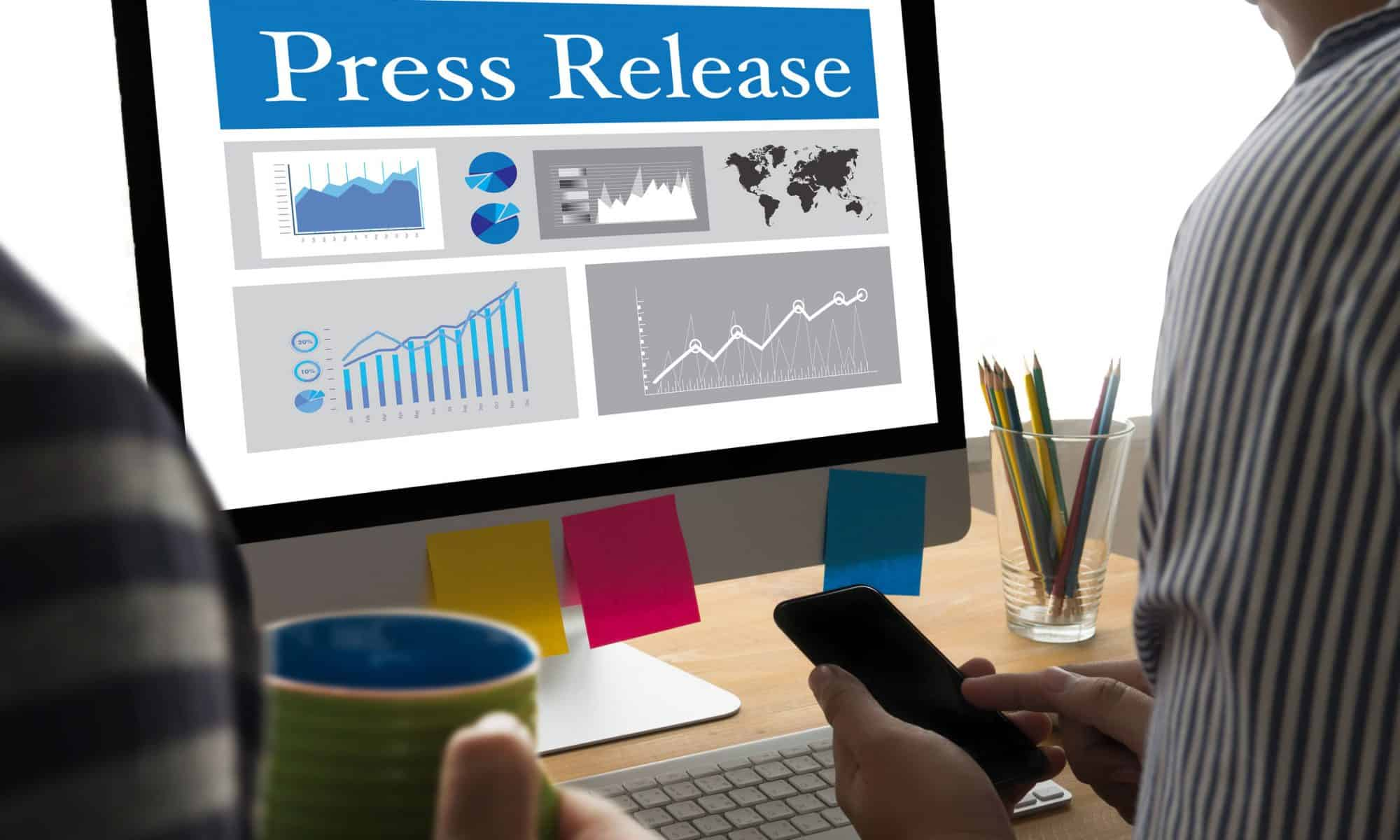 Press Release Submission Sites