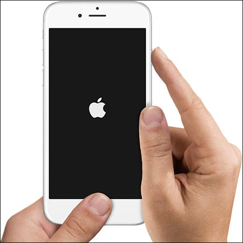 Touch and Hold Home Button