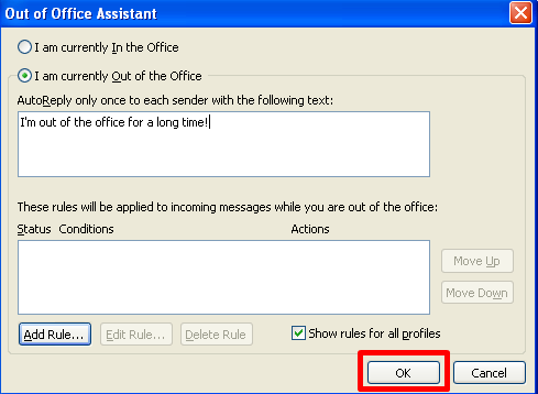 Iam Currently Out of Office 2003 (3)