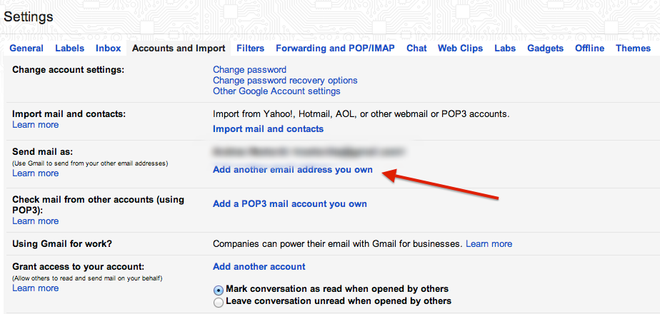 Send Email From Another Account In Gmail