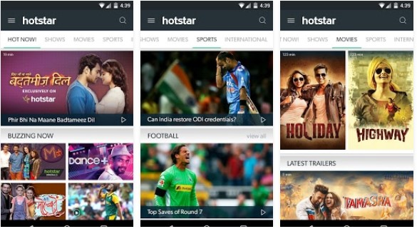 movie download apps in india