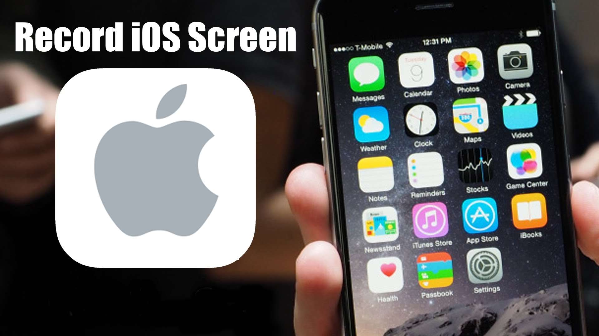 record iphone screen how to record iphone screen without jailbreak 12837