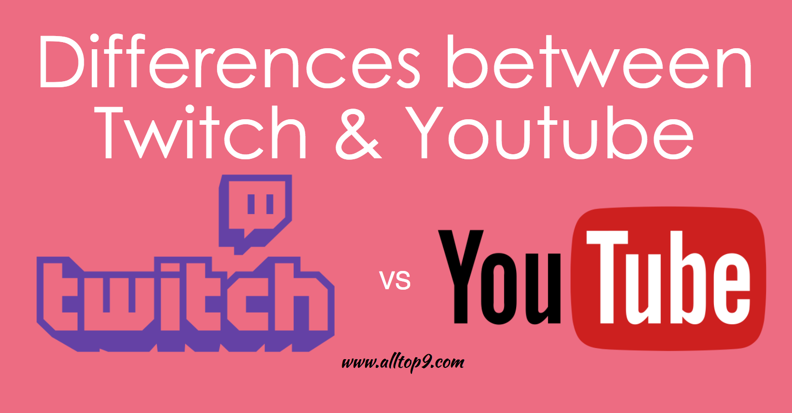 What Is The Difference Between Twitch And Youtube?