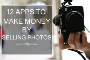 12 Best Apps to Make Money from Photography by Selling Photos